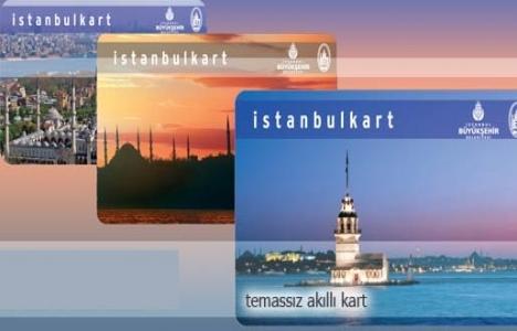 Otopark ücretleri İstanbulkart'la