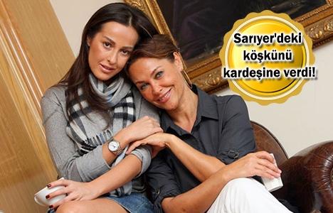 Hülya Avşar'dan kardeşi Helin Avşar'a yalı jesti!