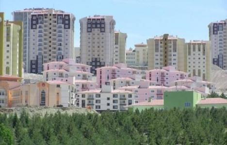 TOKİ Manisa Akgedik'te 775 konut inşa edecek!