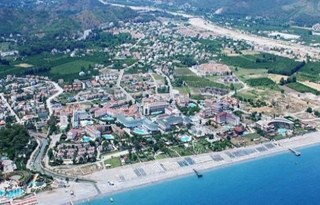 Antalya'da 10 ayrı