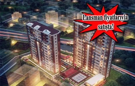 Lilyum Towers Kartal'da 580 bin TL'ye 2+1!