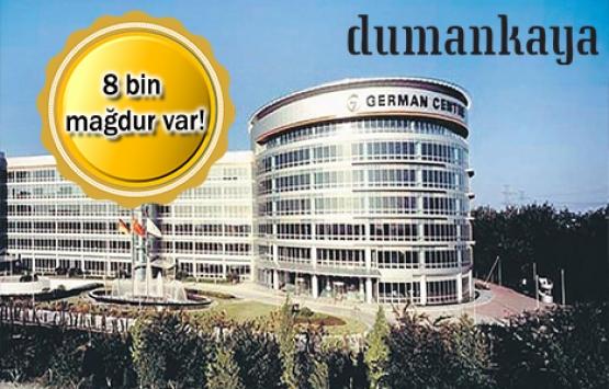 Dumankaya'yı Alman Drees&Sommer