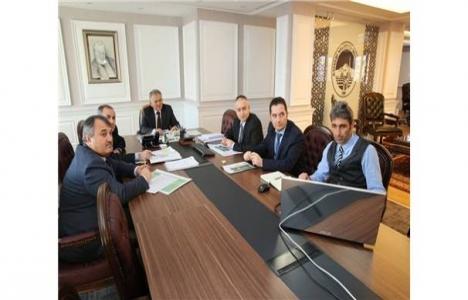 Kayseri Melikgazi'nin 2017 yatırım takvimi belirlendi!