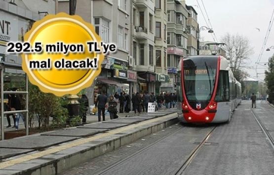 Seyitnizam-Zeytinburnu tramvay hattı yer altına alınıyor!