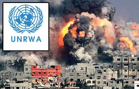 UNRWA, Gazze'de 133