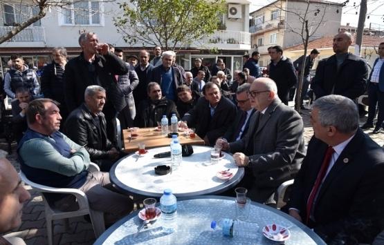 Cengiz Ergün: Bu dönemin birinci önceliği imar!