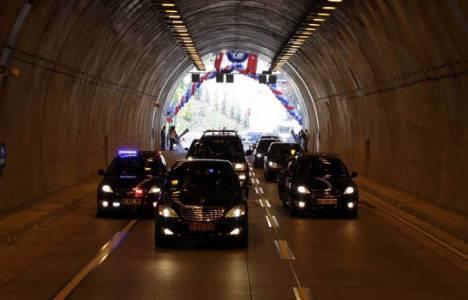 İstanbul'da 3 tünel trafiğe kapatılacak!