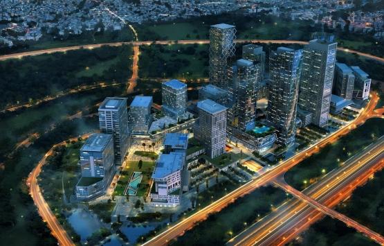 İstanbul Finans Merkezi'nin