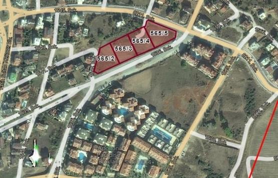 Manavgat'ta 11.4 milyon TL'ye icradan satılık arsa!