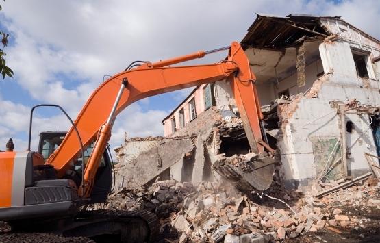 Bursa Çarşıbaşı'nda yıkım çalışmaları tam gaz!