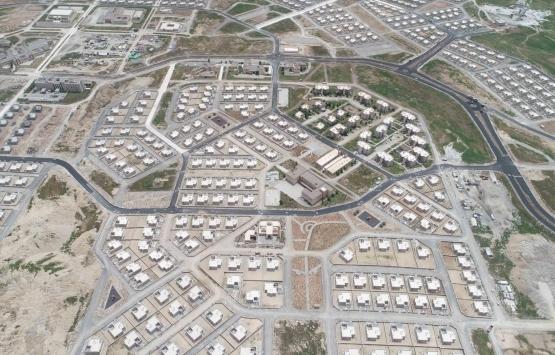 Yeni Hasankeyf'te 700 konut ve 169 iş yeri teslim edildi!
