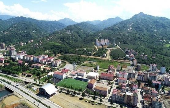 Trabzon'da yabancıların edindiği