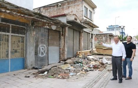 Manisa Şehzadeler'de sokak sağlıklaştırma çalışmaları başladı!