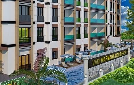 Vadi Marmara Residence nerede?
