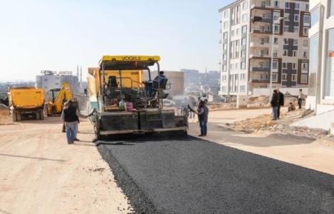 Gaziantep Şehitkamil'de asfaltsız yol kalmayacak!