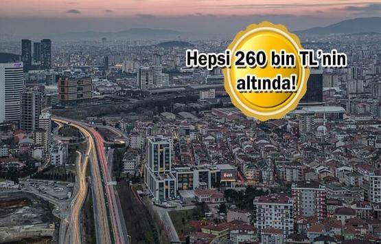 İstanbul'da en ucuz evler hangi ilçelerde?