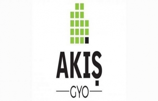 Akiş GYO 3 aylık faaliyet raporu!