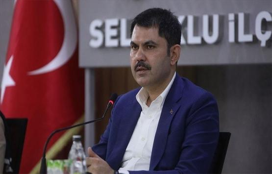 Konya'da kentsel dönüşüm çalışmaları hız kesmiyor!