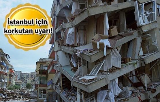 İstanbul depreminde 48 bin bina yıkılacak!