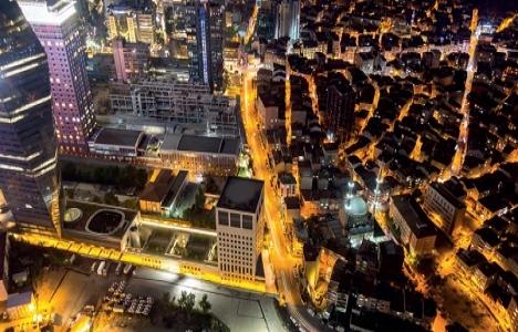 İstanbul'da ofis kiraları