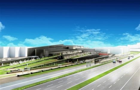 Müze Samsun projesine start verildi!