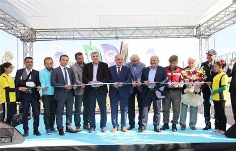 Sakarya Taraklı Spor Tesisleri açıldı!