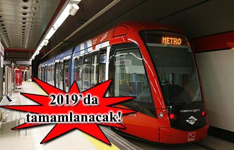 Vezneciler-Arnavutköy metro hattı çalışmaları başlıyor!