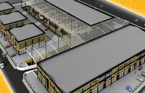 Konya Ticaret Merkezi fuar konseptinde olacak!