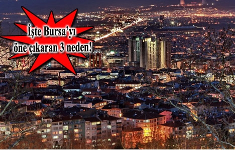Bursa markalı konutta cazibe merkezi oldu!
