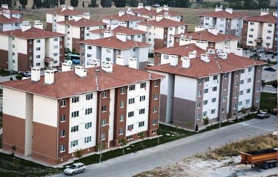 TOKİ Erzincan Üzümlü kuraları bugün çekiliyor!