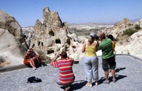 Kapadokya'ya 6 ayda