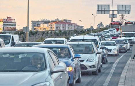 İzmir Karşıyaka'daki tramvay