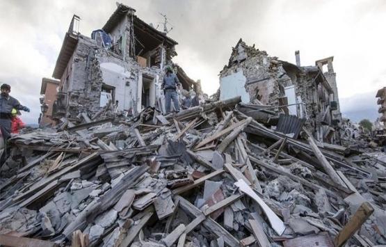 Afetlerde yıkılan bina için re'sen dönüşüm!