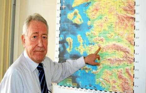 Zafer Akçığ: Ege Denizi'nde deprem kümelenmesi var!