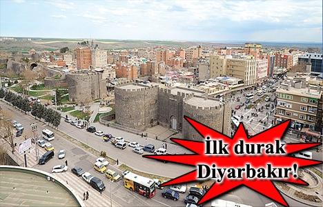 9 şehir kentsel dönüşüm ile yenilenecek!