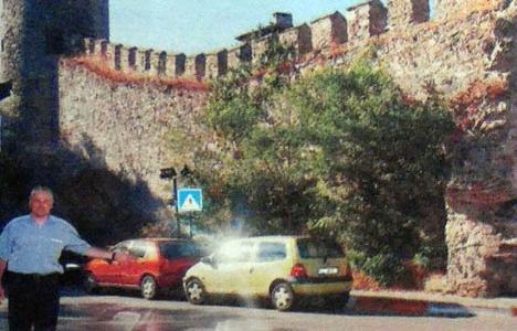 2003 yılında Anadoluhisarı,