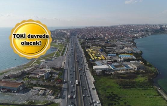 Kanal İstanbul güzergahını