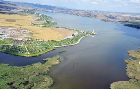 ASKİ'den Mogan Gölü'ne
