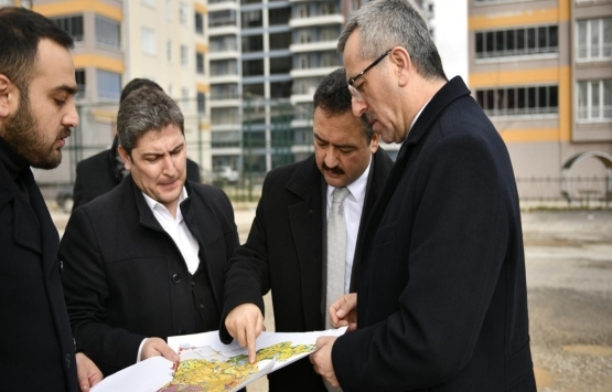 Kahramanmaraş Nazım İmar Planı'nda sosyal ve kültürel donatı alanlarını artırdı!