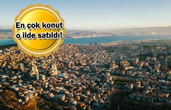 Türkiye'de son 5 yılda 6,6 milyon adet konut satıldı!