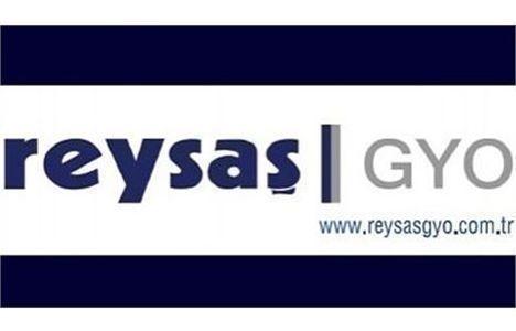 Reysaş GYO Menderes'teki deposunu 2.7 milyon TL'ye kiraladı!