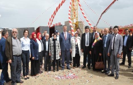 Kırıkkale'de 156 dairelik