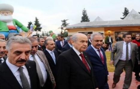 Devlet Bahçeli: Osmaniye'de