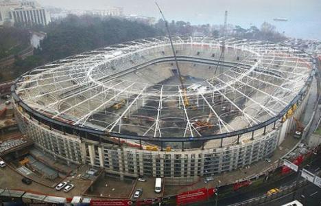 Vodafone Arena Stadı'nın