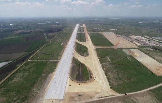 Çukurova Havalimanı'nın ihalesi iptal edildi!