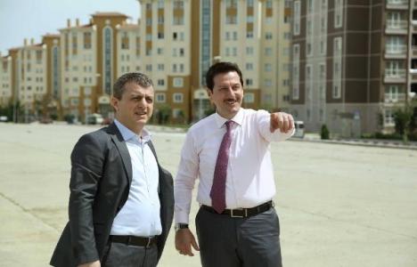 Erdoğan Tok, Samsun İlkadım'daki projelerini anlattı!