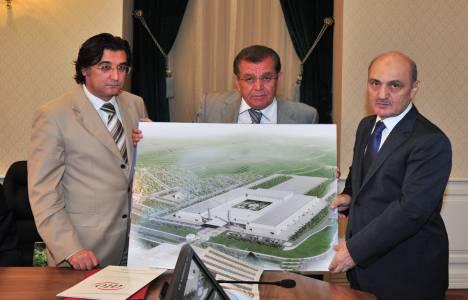 Ankara'ya yeni fuar