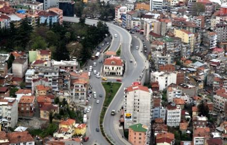 TOKİ, Trabzon'daki 2