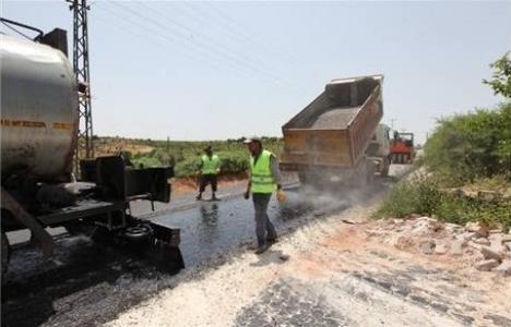 gaziantep belediyesi yol çalışmaları
