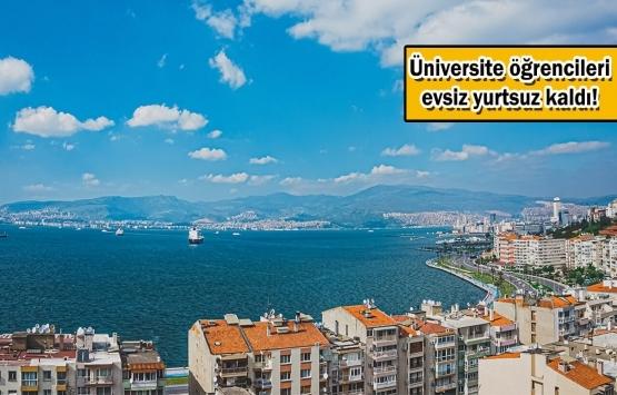 İzmir'de kiralık ev kalmadı: Fiyatlar 3 kat arttı!